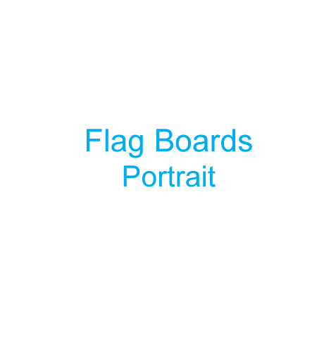 image of a flag board