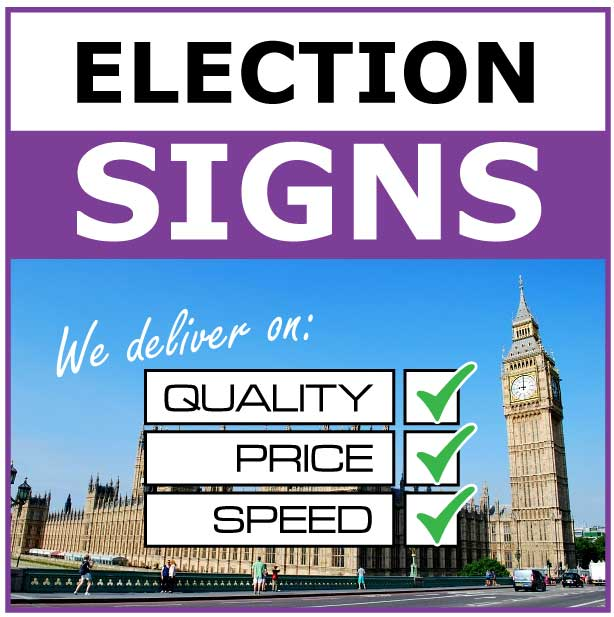 Humphreys Signs Election Signs